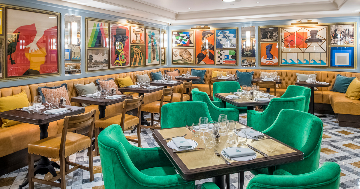 All Day Casual Dining The Ivy Collection Restaurants